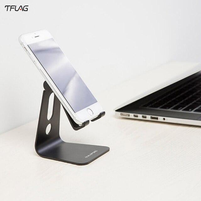 Téléphone portable et tablette support de bureau Stable sans secouer de haute qualité en aluminium divertissement de bureau 7/12 pouces