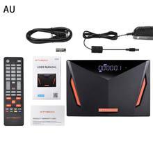 Gtmedia v8 uhd dvb s2, встроенный приемник с Wi-Fi, поддержка h.265 DDVB-S/s2 G6DC