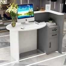 Bar-Counter Clothing Register Reception-Desk Salon Desk-Shop Cash Front Modern Small