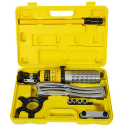 Free shipping for EU Hydraulic Puller Tool Set Hydraulic Pusher Set Bearing Puller 10T
