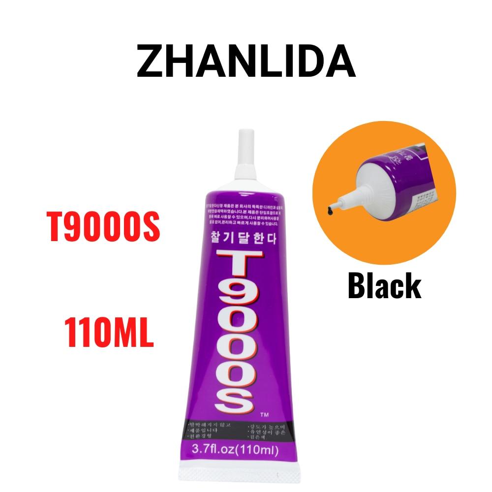 15 pces 110ml zhanlida t9000s diy telefone 04
