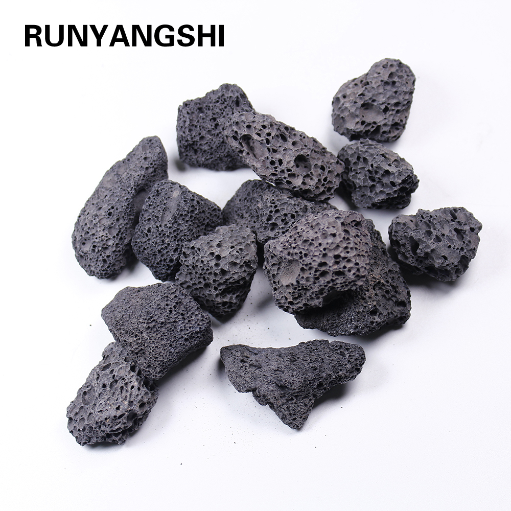 50g/bag Natural Volcanic Rock Original Stone Aromatherapy Essential Oil Diffuser Stones Irregular Energy Stone for Charms Women|Stones| - AliExpress