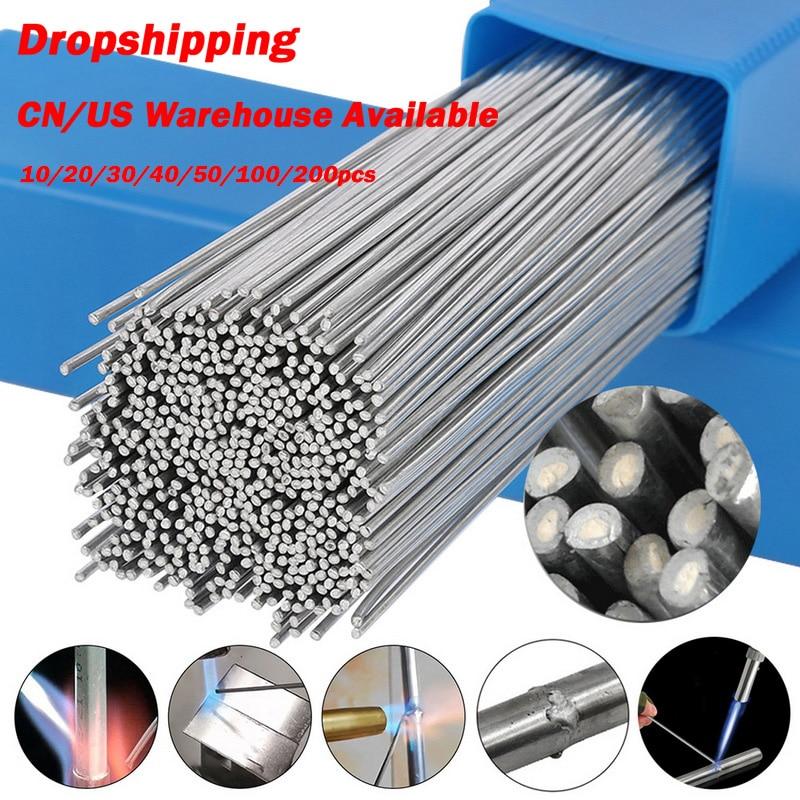 Solder-Powder Welding-Rod Brazing Low-Temperature No-Need 10/20/30-/..