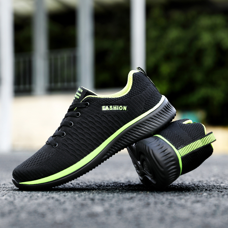 Men Sneakers Casual Shoes For Men Shoes Mesh Male Footwear Summer Breathable Comfortable  Plus Size 39~ 45