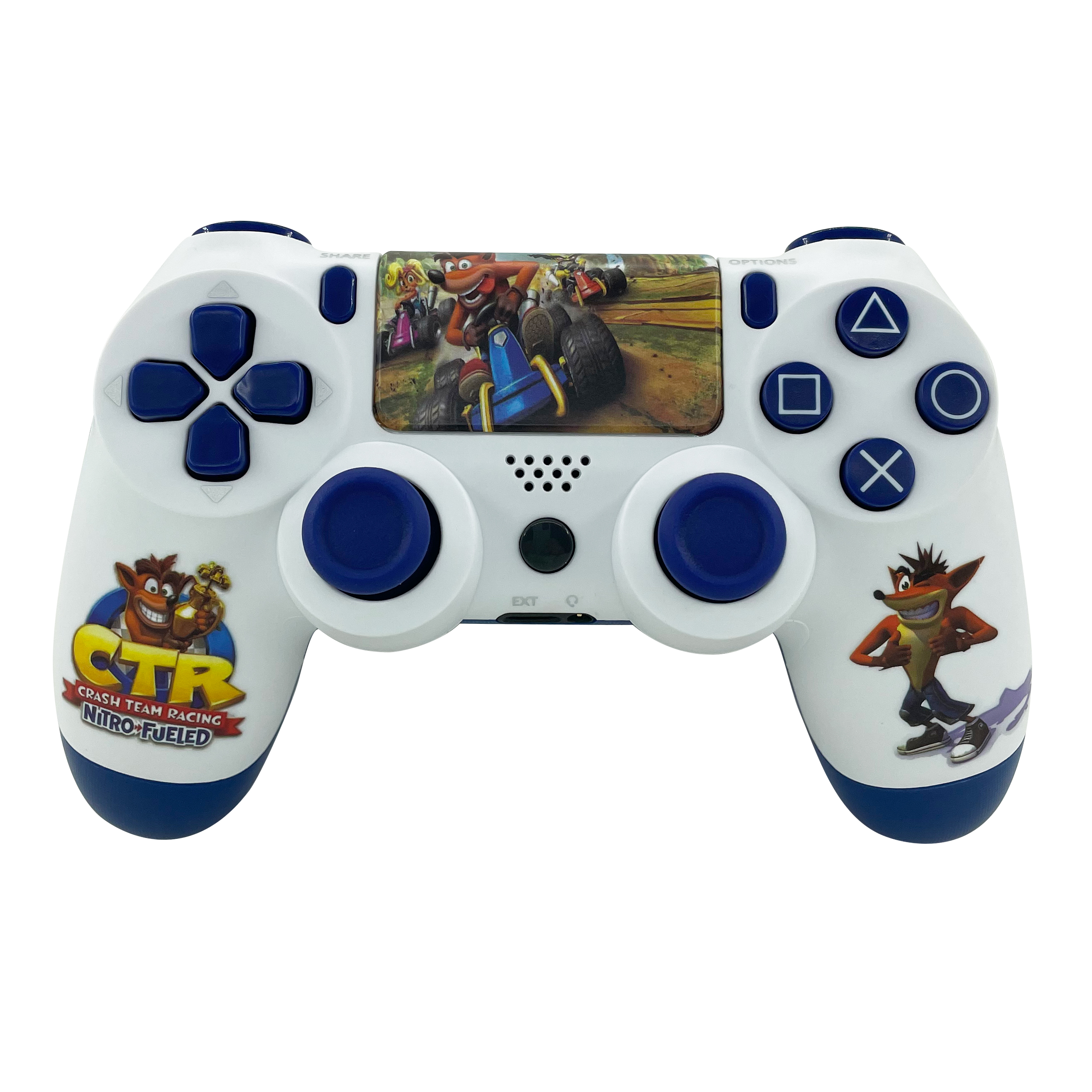New Appearance Sony PS4 Controller Gamepad Wireless Bluetooth Joystick, Suitable for Playstation 4 Suitable for Playstation 4