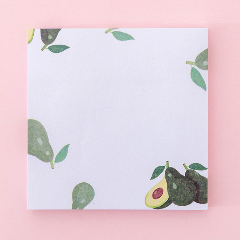 Camellia Season Flower Sticky Notes Cute Planner Diary Paper Floral New