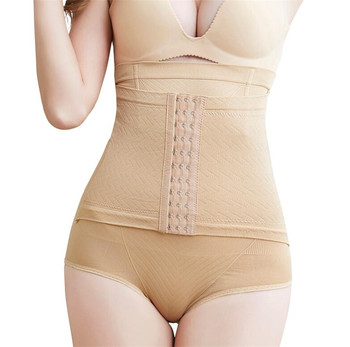 Double Tummy Trimming Effect High Waist Underwear