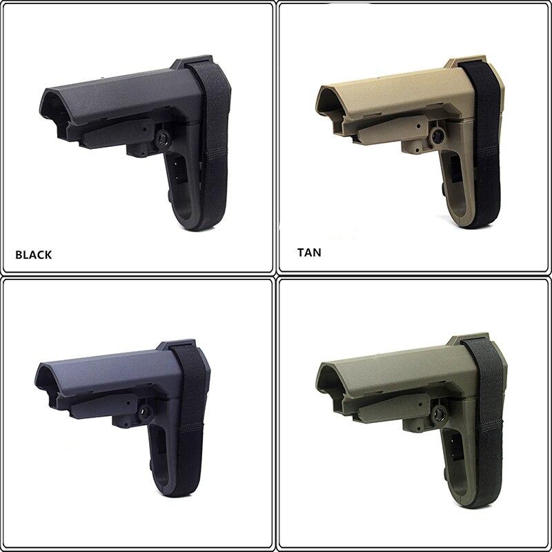 Игрушечный пистолет с пластиковыми шариками, оборудование, тактические нейлоновые запасные пистолеты, игрушечные Сменные аксессуары для m4...