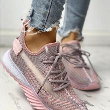 NAUSK 2020 Spring Women Casual Shoes Fas