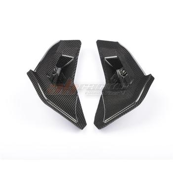 Gip Grap Rail Cover Cowl Fairings  For Ducati Supersport 2017-2019  Carbon Fiber