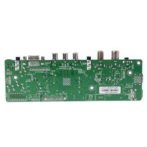 Image 5 - DVB S2 DVB T2 DVB C Digital Signal ATV Maple Driver LCD Remote Control Board Launcher Universal Dual USB  QT526C V1.1 T. S512.69