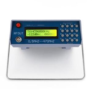 Image 5 - 0.5 MHz 470 MHz RF 신호 발생기 미터 테스터 Tesrting 도구 디지털 CTCSS 단일 출력 FM 라디오 워키 토키 디버그