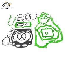 Полная крышка цилиндра двигателя для мотоцикла, капитальная прокладка, Комплект прокладок для YAMAHA YZ250 YZ 250 1999 2000 2001 2002 2003 2004-2015