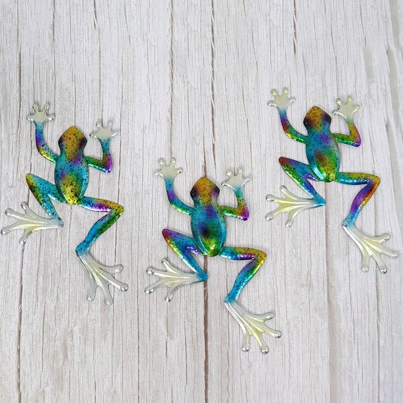 Лягушка стена украшение для дома и сада украшения улицы статуи скульптуры и миниатюры животных
