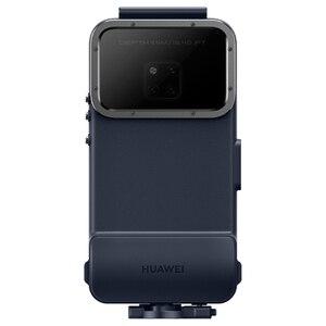 Image 4 - オリジナル Huawei 社シュノーケリングケース Huawei 社メイト 20 プロダイビングプロテクターケース防水公式オリジナル Mate20 プロ水中