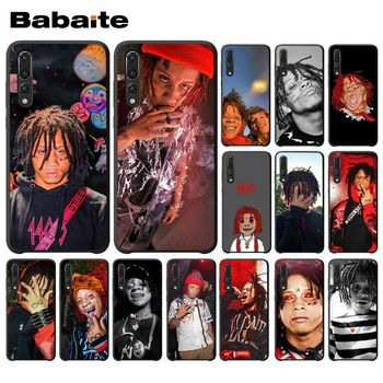 Babaite Rapper Trippie redd Luxury Unique Design Phone Cover for Huawei P10 plus Honor 9 10 View 10 Mate 9 Coque Shell image