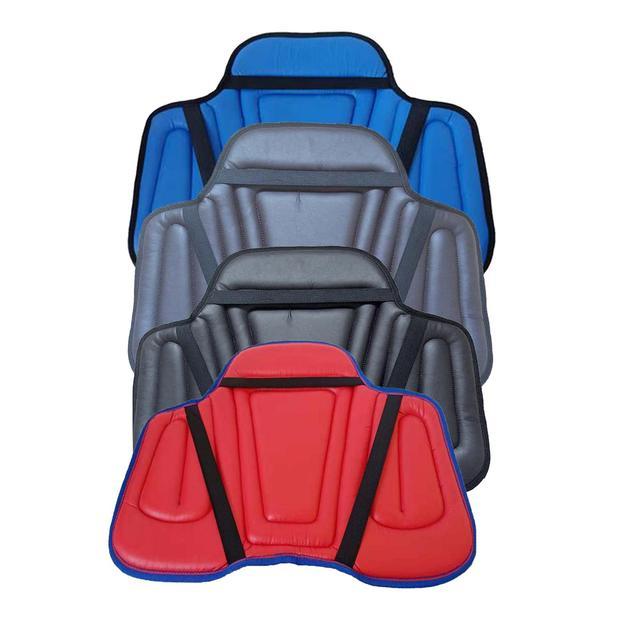 Leather Horse Riding Seat Shock Absorbing Memory Foam Saddle Cushion 6
