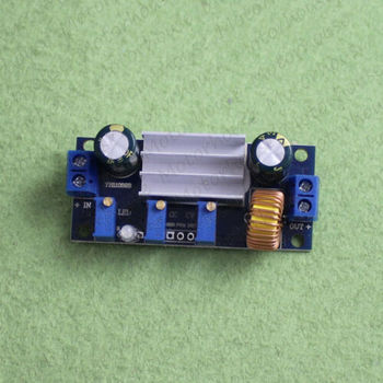 5A DC-DC Buck Converter Constant Current/Voltage Regulator LED Driver PWM 5V 9V 12V 24V DIY Battery Charger image