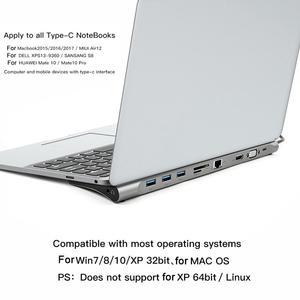 usb c hub hdmi to Multi USB 3.