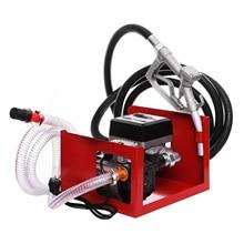 FREE SHIPPING H/D Self Priming Electric Oil Pump Transfer Bio Fuel Oil Diesel 220-240V 60L/Min