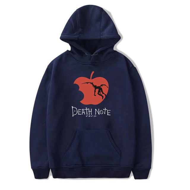 DEATH NOTE THEMED HOODIE (12 VARIAN)