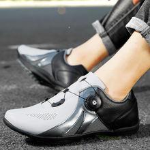 Кроссовки для пары Нескользящие дышащие отдыха велоспорта женщин