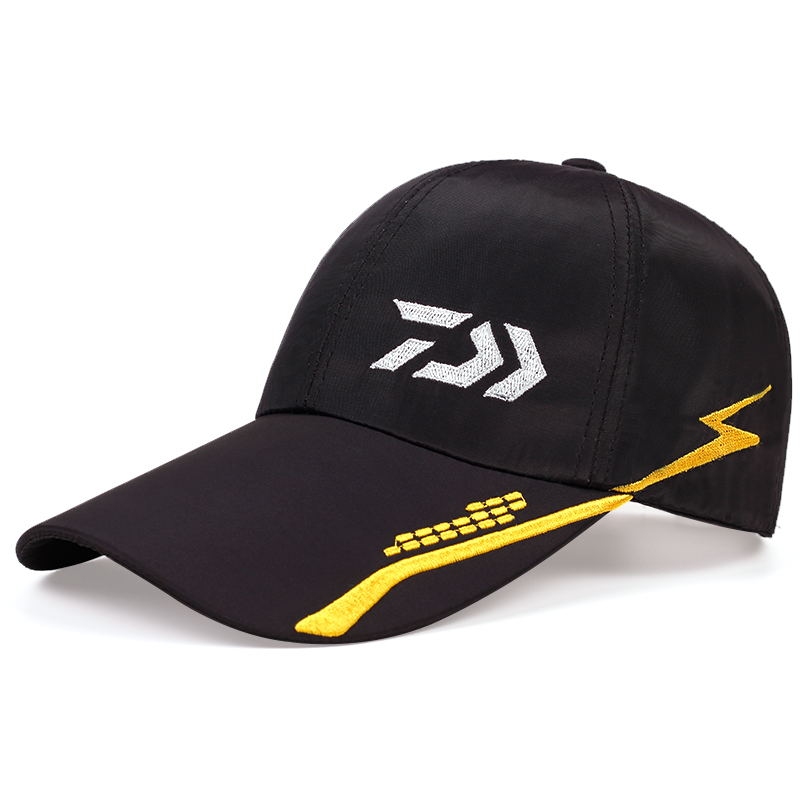 Summer 2020 Waterproof And Quick-drying Baseball Cap Fashion Men's Outdoor Sports Hats Casual Hat Adjustable Hip-hop Caps