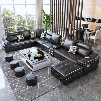 Luxury Sectional Sofa 1