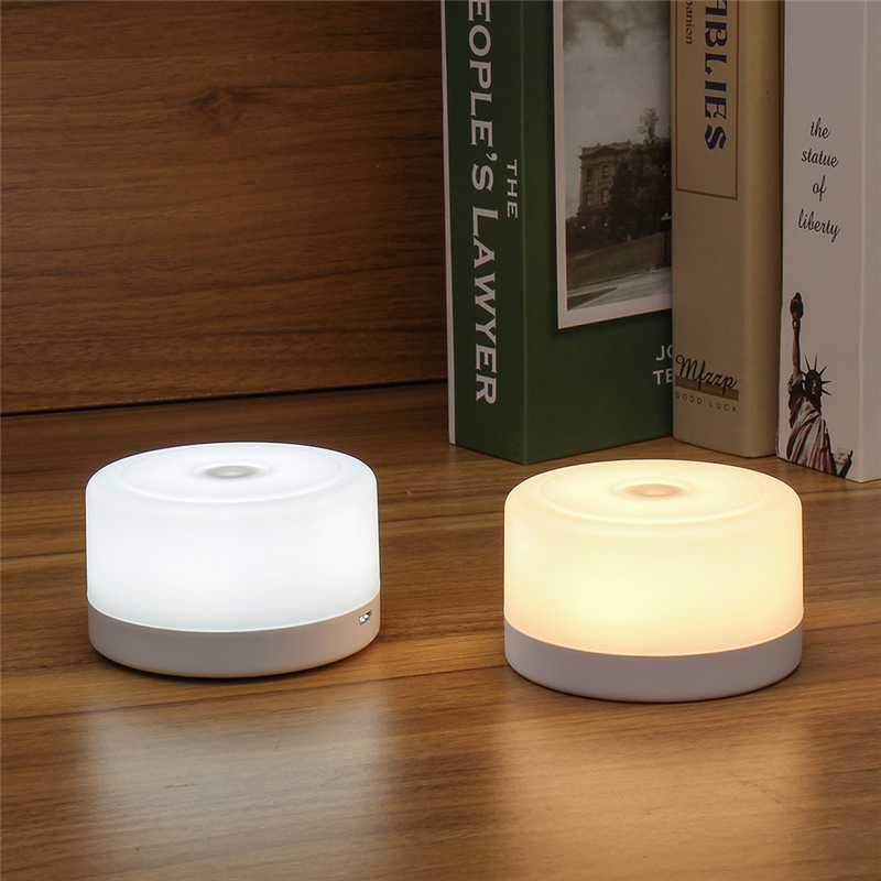 Lámpara de noche con imán LED recargable USB, luz de noche con imán regulable, táctil, sin escalones, para el hogar, dormitorio, pasillo, lámpara de pared Yeelight lámpara de luz LED de techo 450 habitación hogar Control remoto inteligente Bluetooth WiFi con Google asistente Alexa mijia app xiaomi