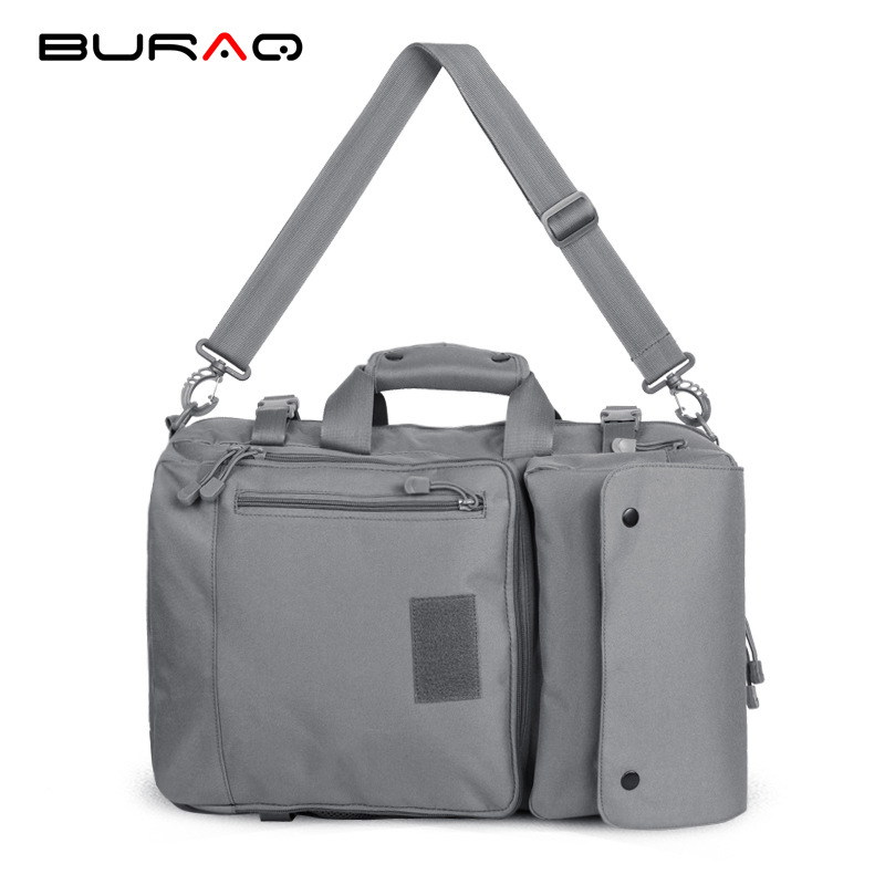 Men And Women Shoulder Waterproof Nylon Hiking Sports Casual Multi-functional Travel Bag Korean-style Fashion Big Bag