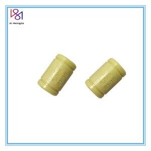 10 шт., полимерные подшипники для 3D-принтера, пластиковые линейные подшипники для 3D принтеров, 1/2/3/4/5/5/3/4/5/3/4/5/1/2/1/2/3/3/3/3/3/4