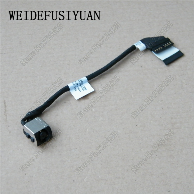 For <font><b>Dell</b></font> G3 3579 <font><b>3779</b></font> DC Power Jack Hardness Cable image