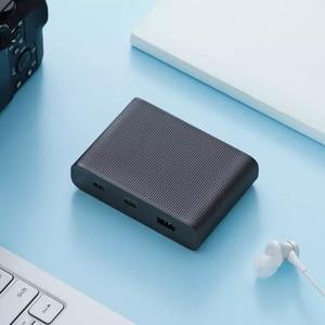 Image 5 - Originele Youpin Desktop Charger 65W 3 Poort PD3.0 Usb 2C1A Voor Android Ios Schakelaar Pd 3.0 Qc Smart Uitgang max Solo C1 65w C2 1