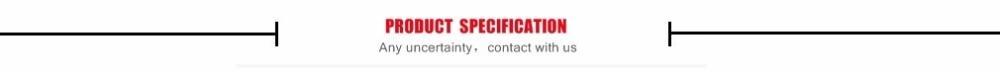 specification-3D PRINTER