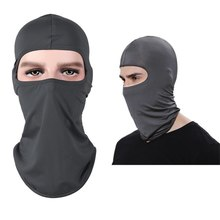 New Cycling Face Mask 11 Colors Ski Neck Protecting Outdoor Balaclava Full Ultra Thin Breathable Windproof Hot Sale