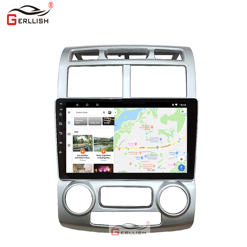 Android Car multimedia DVD Player for KIA Sportage 2006 2007 2008 2009 2010 2011 autoradio car GPS navigation stereo image