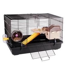 Hamster Cage  Foundation   Double Nest Luxury Villa    House
