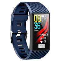 Multi sports Mode Band Wristband Monitor 1.14 Inch Color Screen Smart Watch Waterproof Heart Rate Blood Pressure Smart Bracelet
