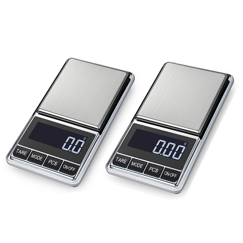Цифровые карманные весы точные ювелирные весы грамм вес для кухонных ювелирных изделий баланс веса-1