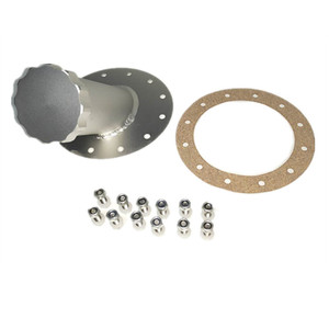 Image 3 - SPSLD Automobile Parts Modified to 14cm Aluminum 45 Degree Inclined Explosion proof Tank Cover General Fuel Cap