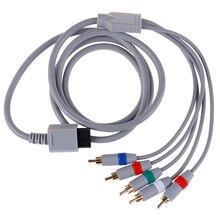 Cordon de câble adaptateur Audio AV pour connecter le composant de câble de la Machine de jeu