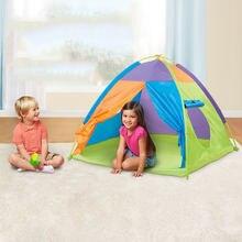 Палатка wigwam детская портативная вигвам для отдыха на открытом