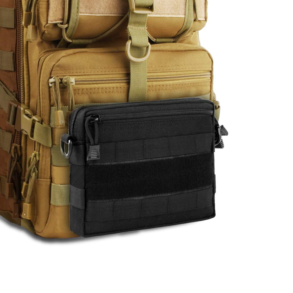 Multi-purpose Molle Pouch Attachments Tactical Backpack Emergency Tools Bag