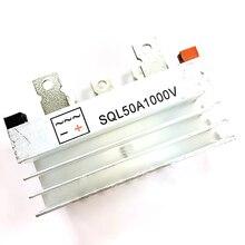 Мостовой выпрямитель 3 фазный диод 50A усилитель 1000 В SQL50A аксессуар запасная часть