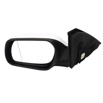 Car Outside Rearview Mirror Assembly Reversing Mirror For Mazda M3 2006-2011 Lamp Rear Cover Lens