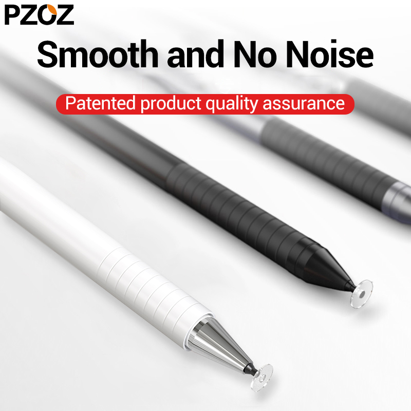 PZOZ Stylus For Phone Metal Touch Screen Stylus Apple Pencil For Iphone 11 Pro Xiaomi Note 8 Redmi K30 Mi 8 9 Samsung Note 8