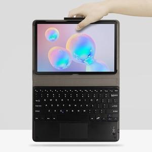 Image 5 - Funda protectora para tableta Samsung Galaxy Tab S6 10,5 SM T860 SM T865