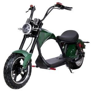 2020 новый стиль хит продаж ЕС транспорт к двери EEC citycoco 2000 Вт Электрический скутер Citycoco 60 км радиус Чоппер китайские цены