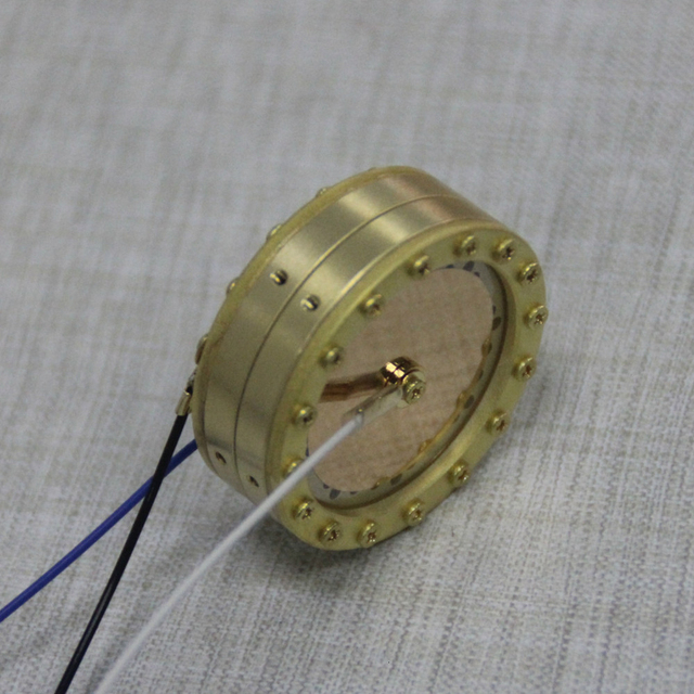 Microfono 34 millimetri Grande Condensatore A Diaframma Capsula a due canali di Montaggio FAI DA TE per Microfono u87 Blu BlueBird AMI isk Takstar