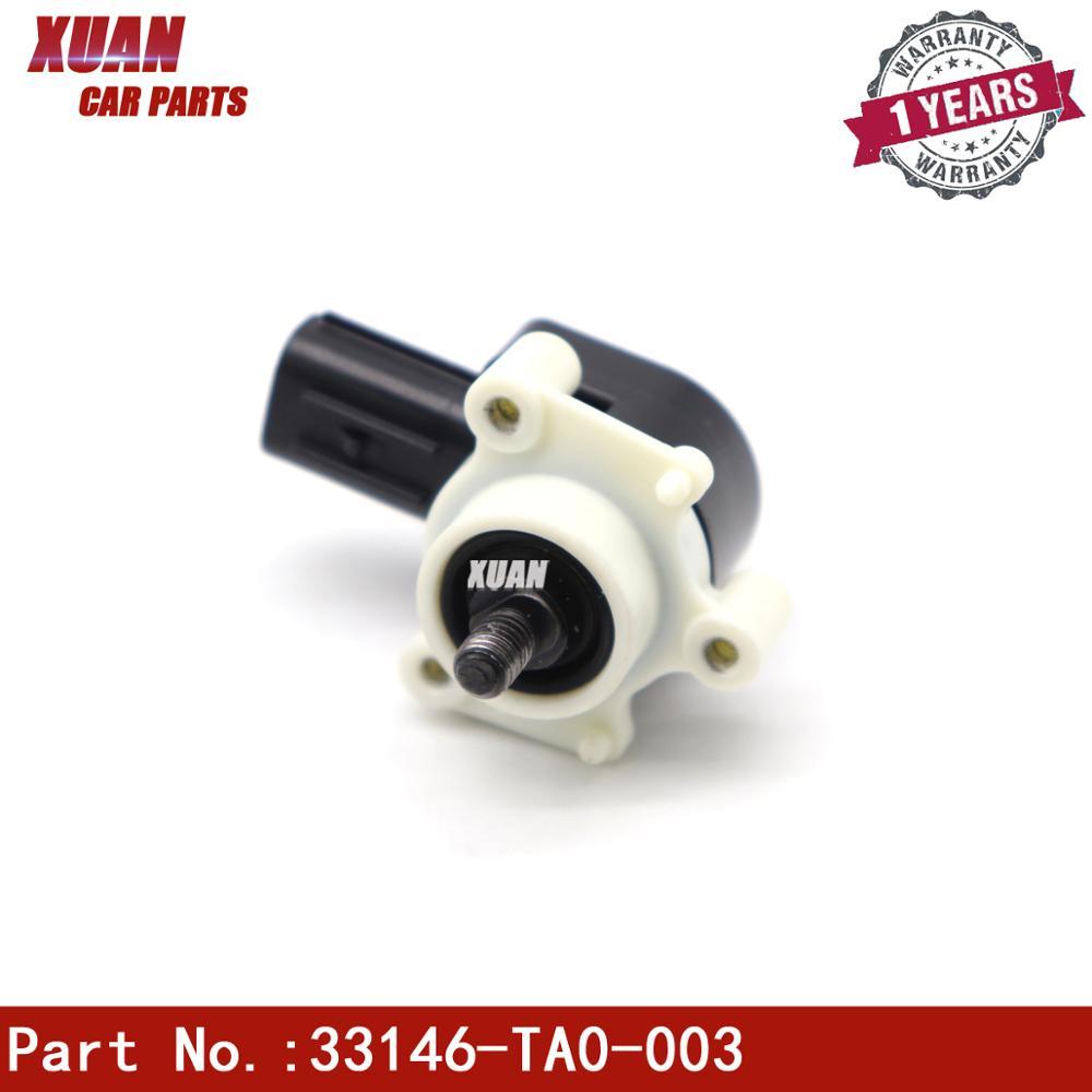 33146-TA0-003 Honda Accord Tourer Spirior CR-V Civic 33146-SMG-E01 용 헤드 라이트 레벨 센서 33146TA0003